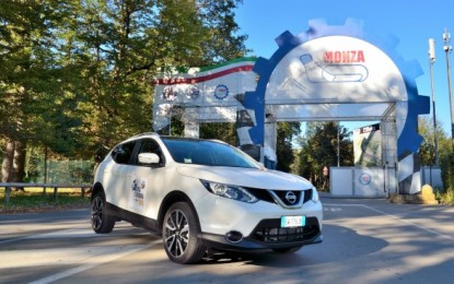 Nissan Safety Shield premiato dalla UIGA