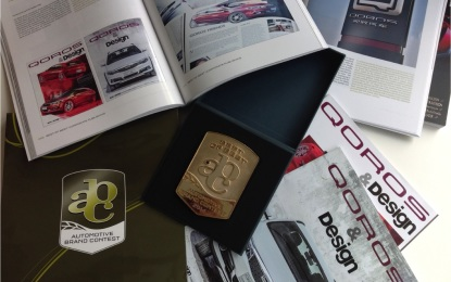 "Qoros ""Best of the Best"" all'Automotive Brand Contest"