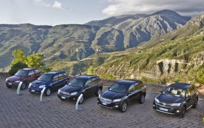 Toyota celebra 20 anni di RAV