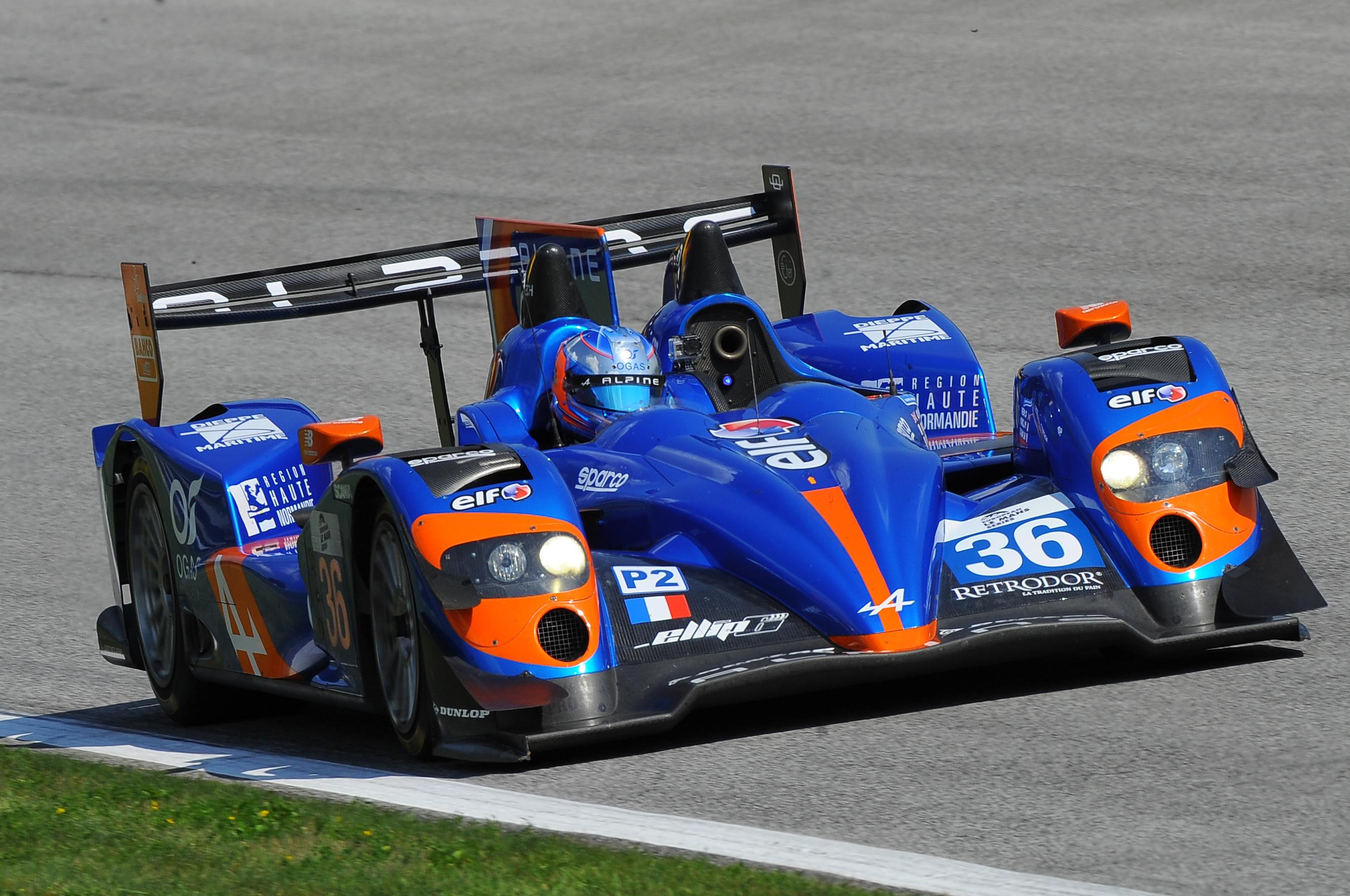 Signatech-Alpine pronta per l'ultimo round ELMS