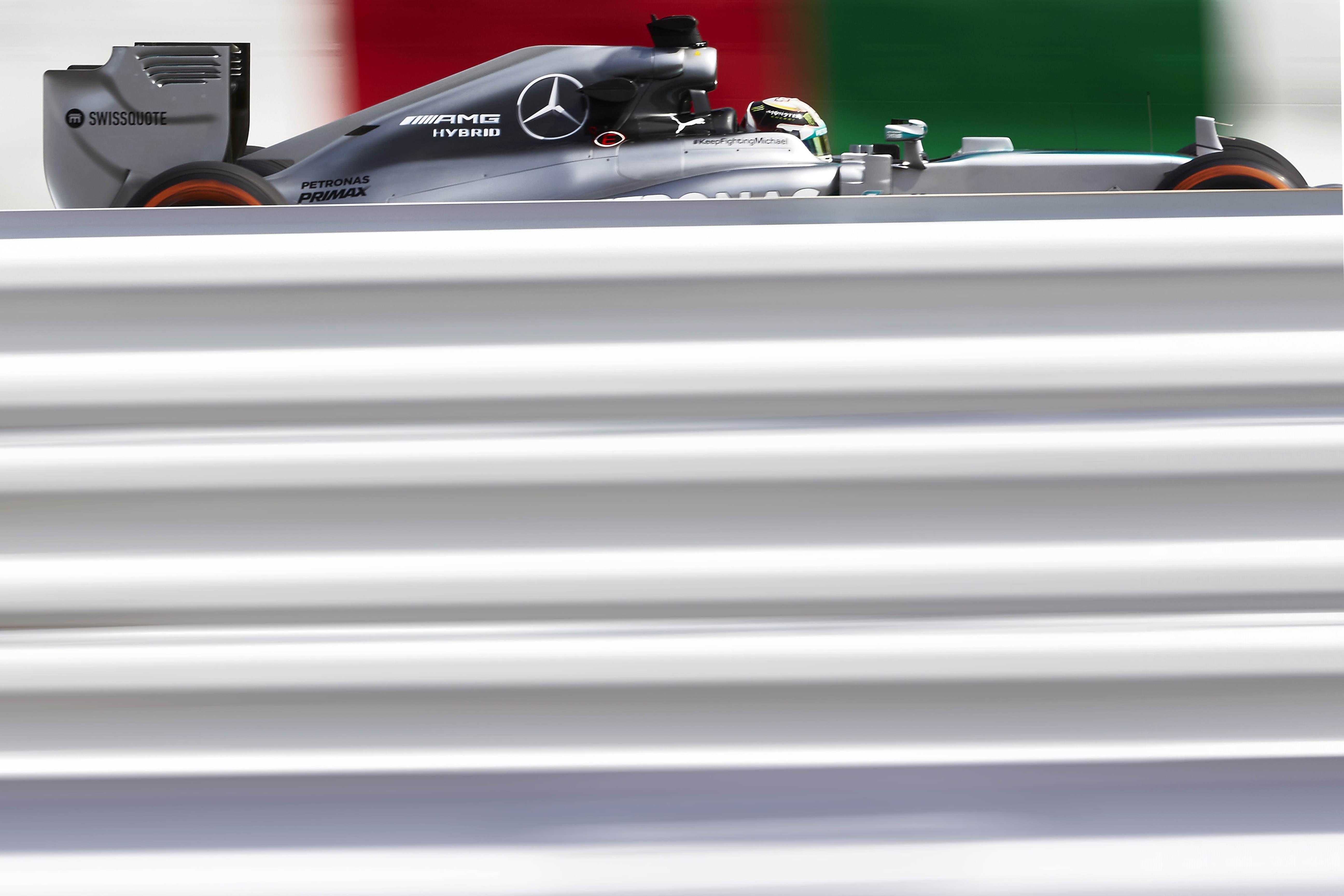 Giappone: Lewis più veloce nella sessione dei botti