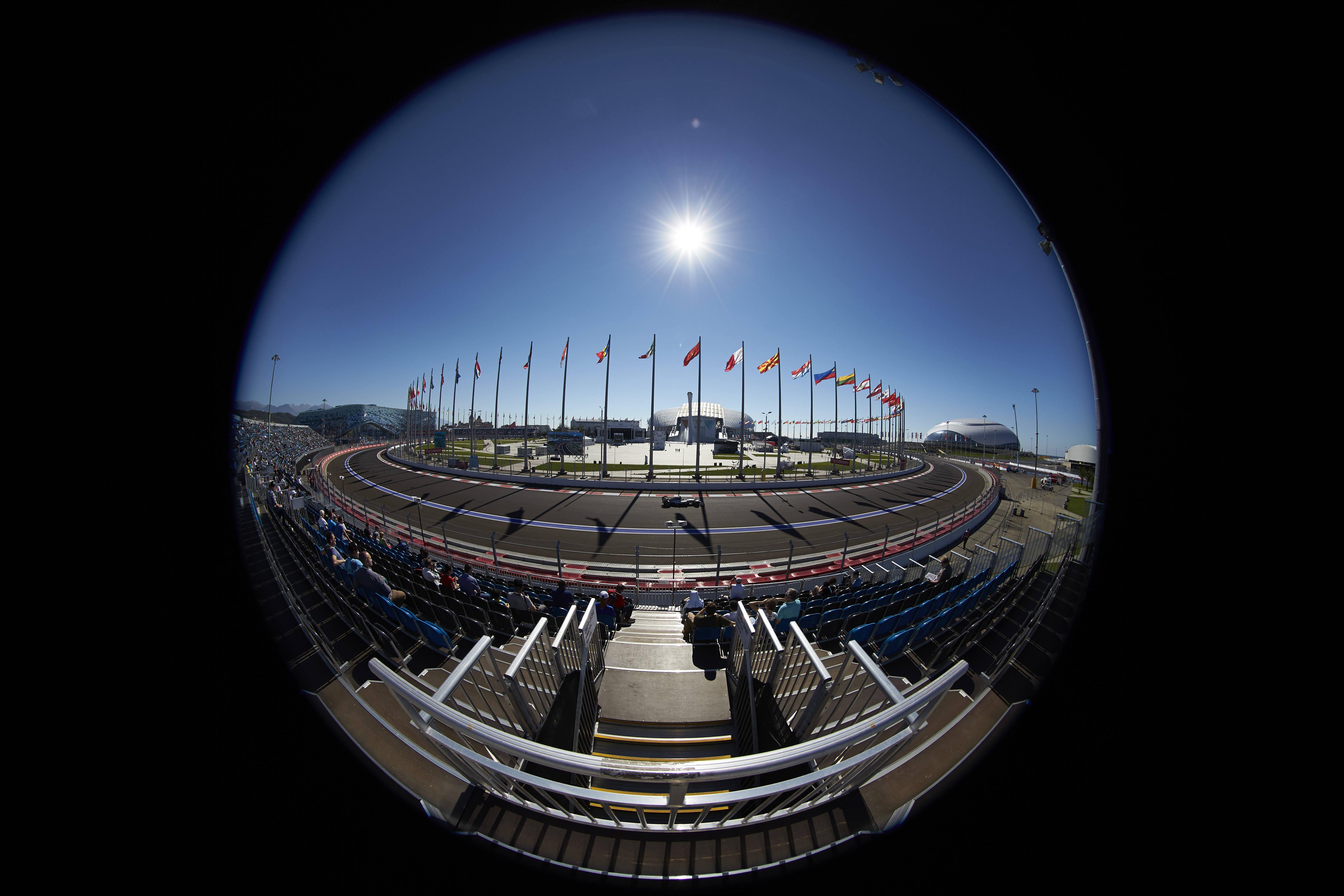 Guida al GP di Russia: scheda e orari TV