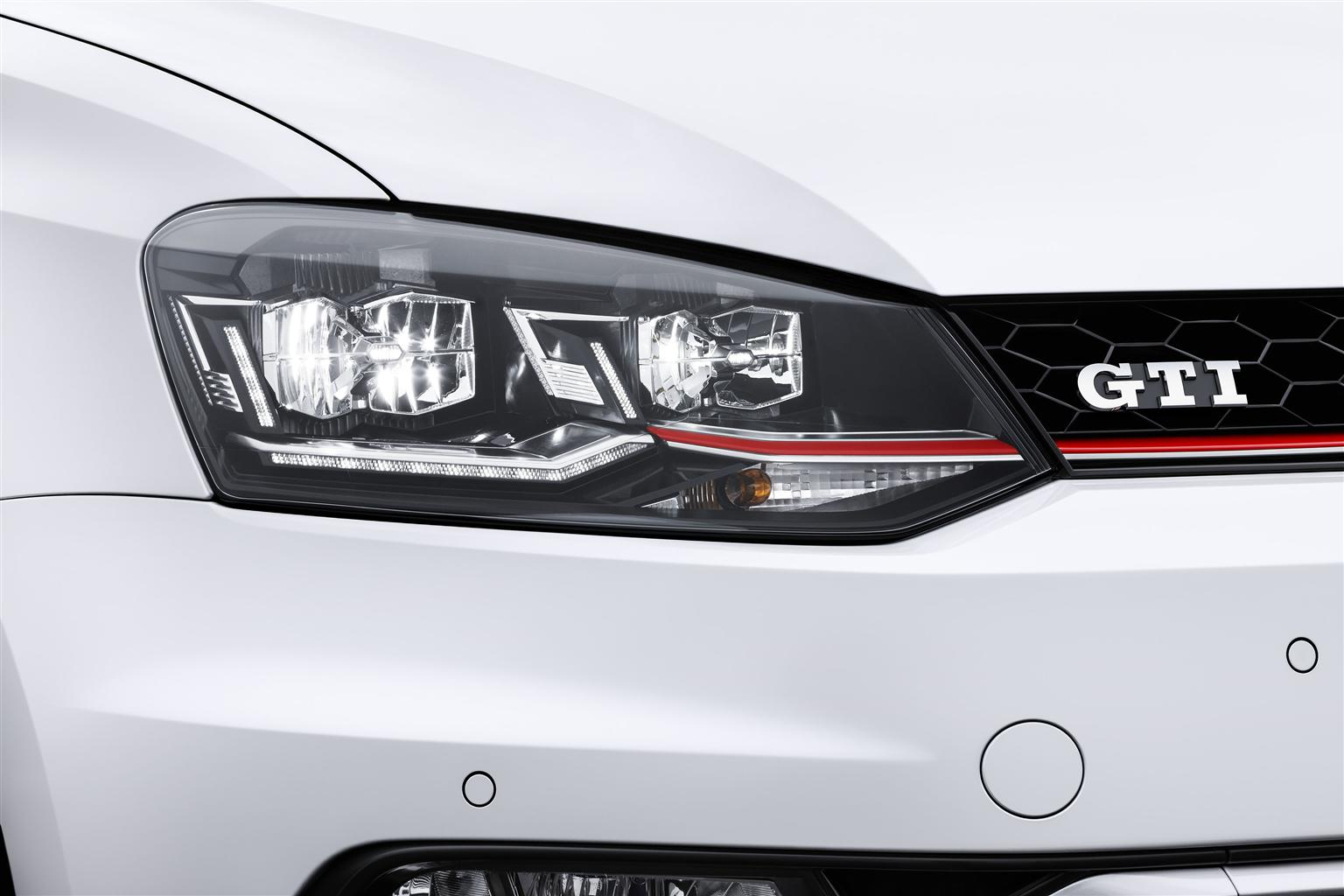 VW Polo GTI: anteprima mondiale