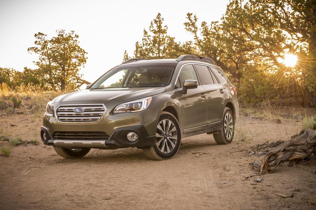 Subaru Outback: nuovi riconoscimenti