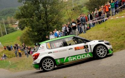 Due Valli: Skoda Italia Motorsport chiude al 3° posto