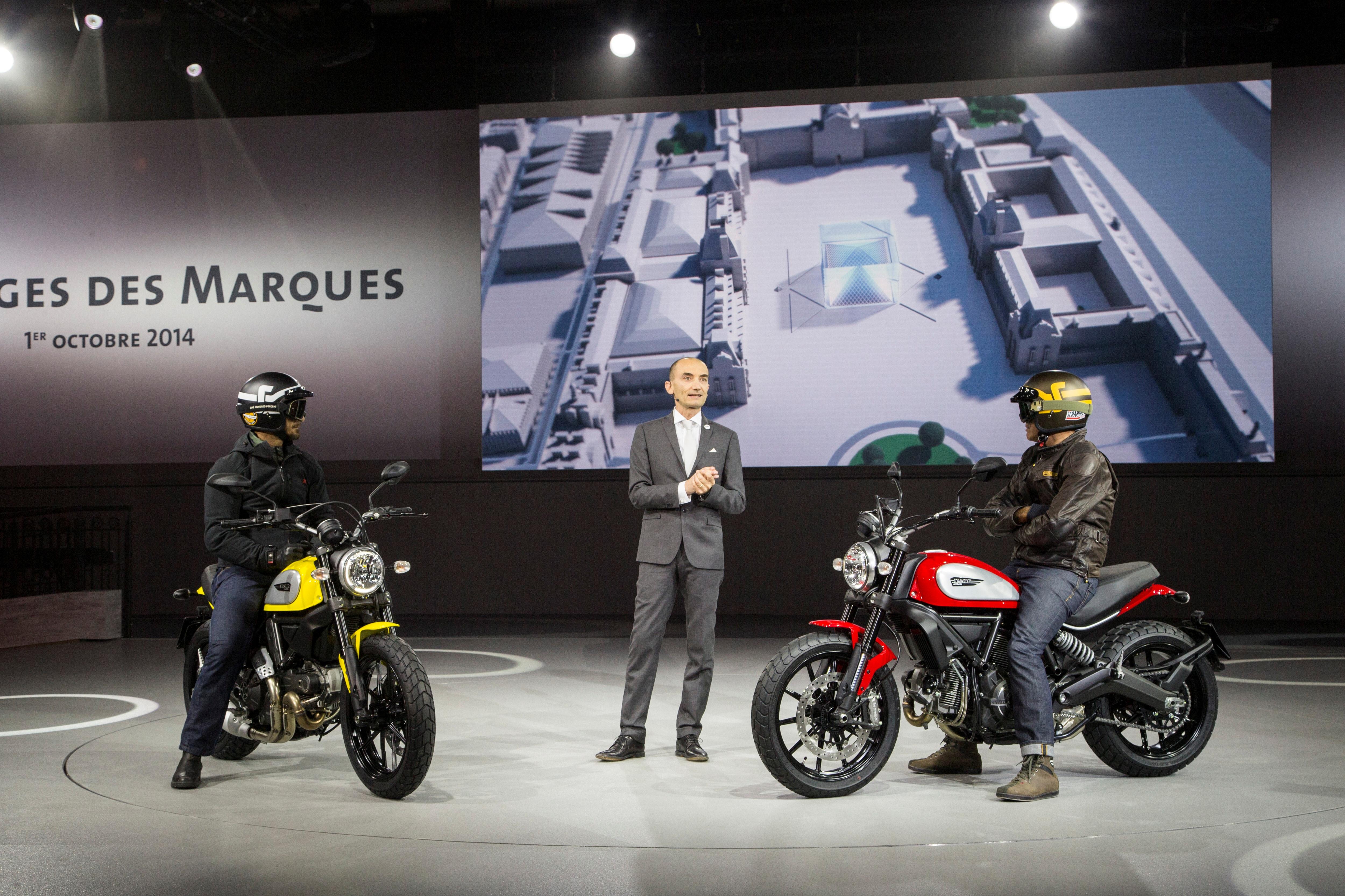 Scrambler Ducati manda in tilt il web