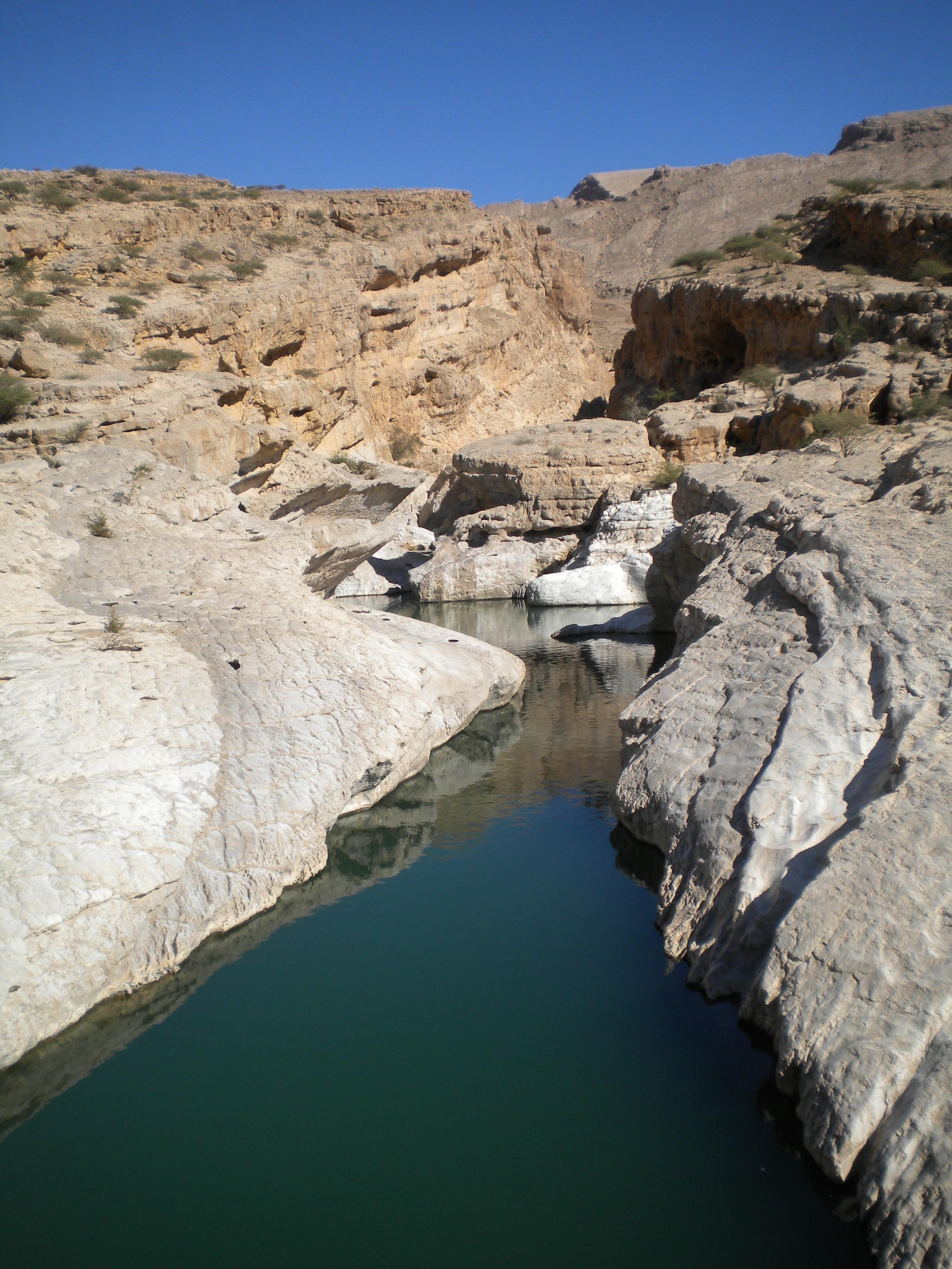 L'Oman di Evolution Travel