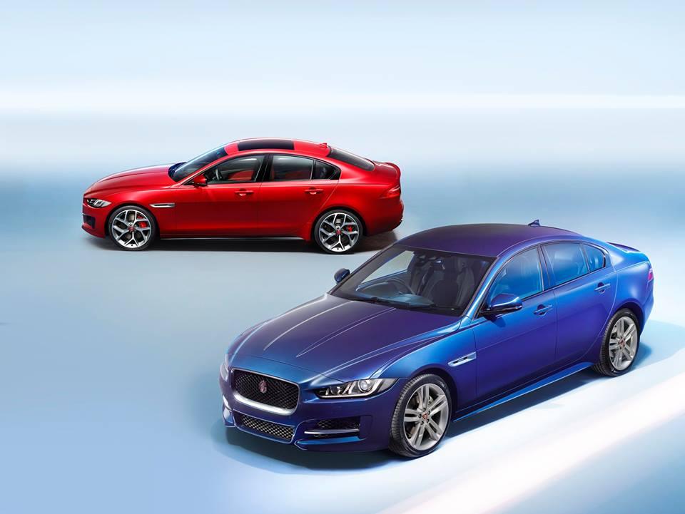 Nuova Jaguar XE: la gamma