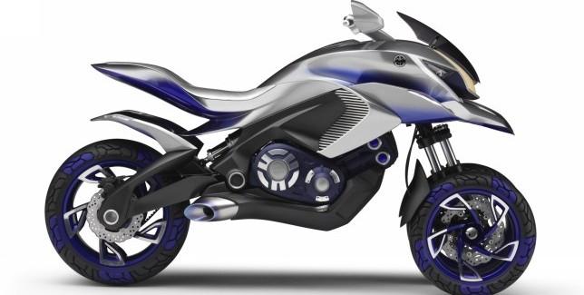 EICMA: Yamaha 01GEN