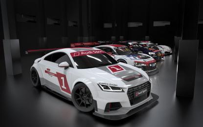 Audi: un Campionato per la nuova TT