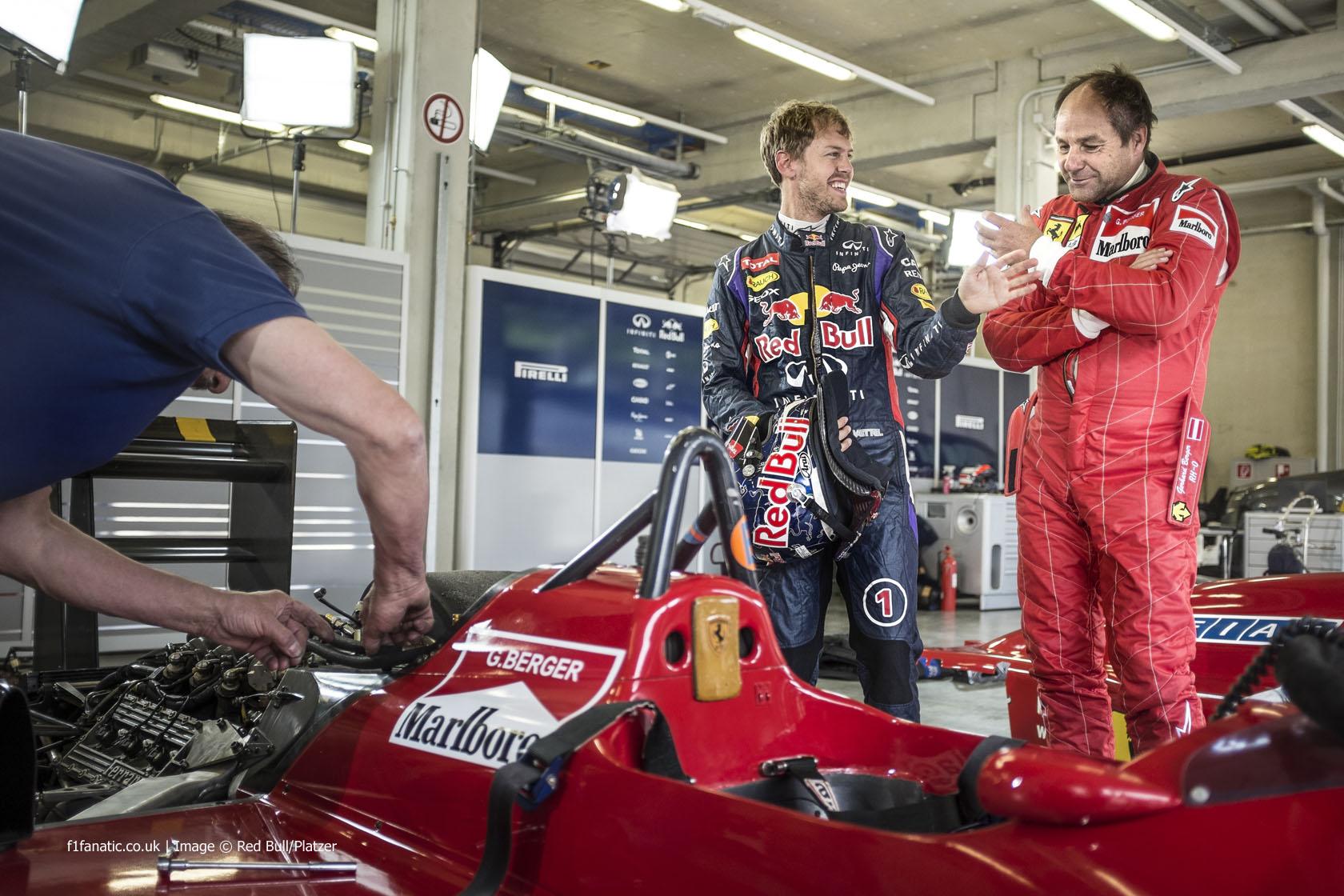 Berger sorpreso e perplesso su Vettel in Ferrari