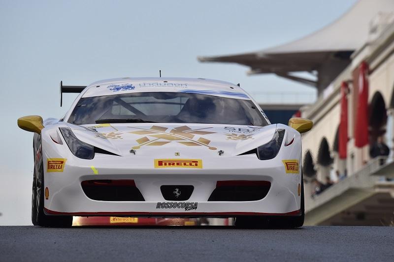 Ferrari Challenge: buon inizio per Rossocorsa a Istanbul
