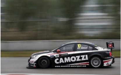 WTCC: Morbidelli e Chevrolet brillano a Pechino