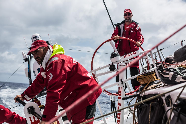 Volvo Ocean Race verso Città del Capo