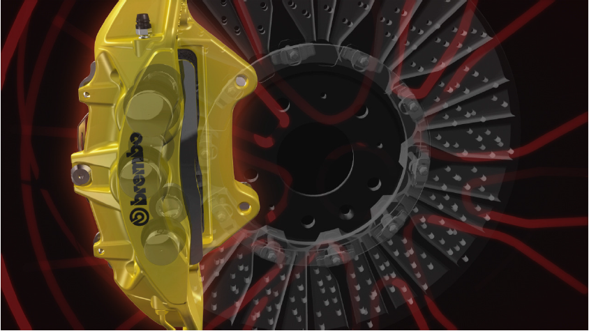 Brembo: performance package per la Corvette Z07