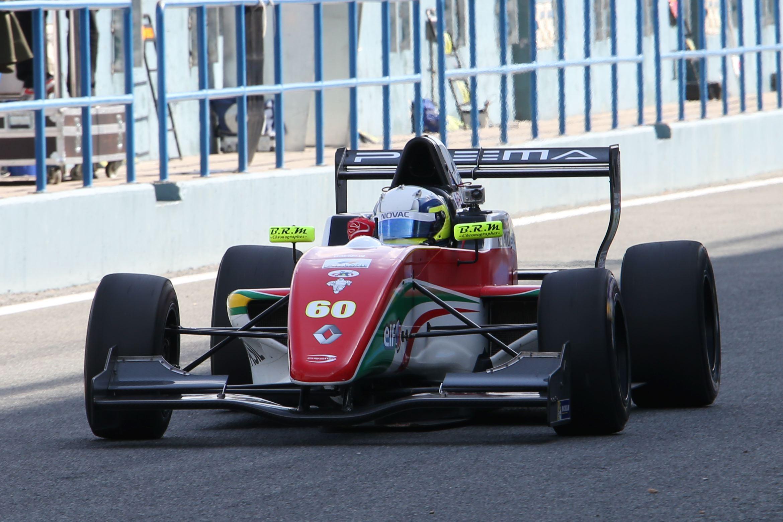 Renault 2.0 ALPS: pole di Bonifacio a Jerez