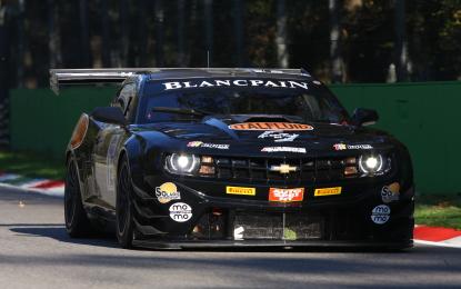 GT: vittoria al debutto per Sini e Solaris a Monza