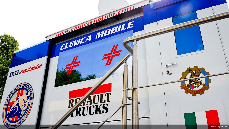 Sky Sport media partner della Clinica Mobile