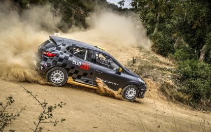 Renault al Due Valli con la nuova CLIO R3T