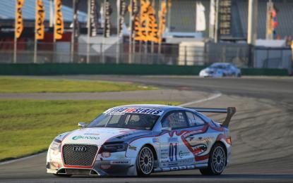 EUROV8: all'Audi di Kostka la pole di Hockenheim