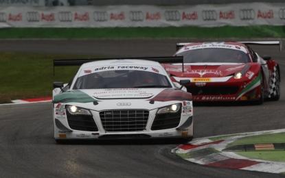 GT: sub-judice il destino di Mapelli e Schöffler dopo Monza