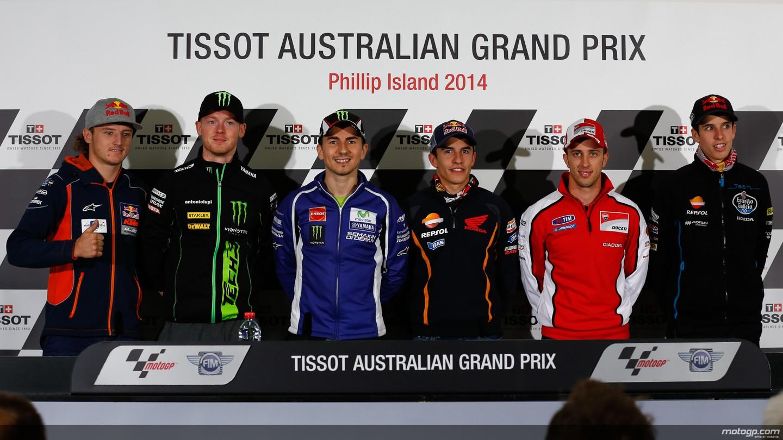 La MotoGP arriva a Phillip Island