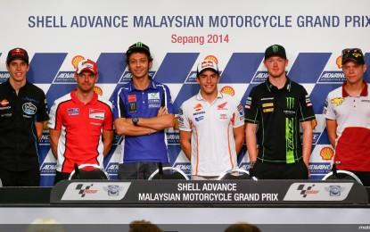 MotoGP: tutto pronto per il round di Sepang