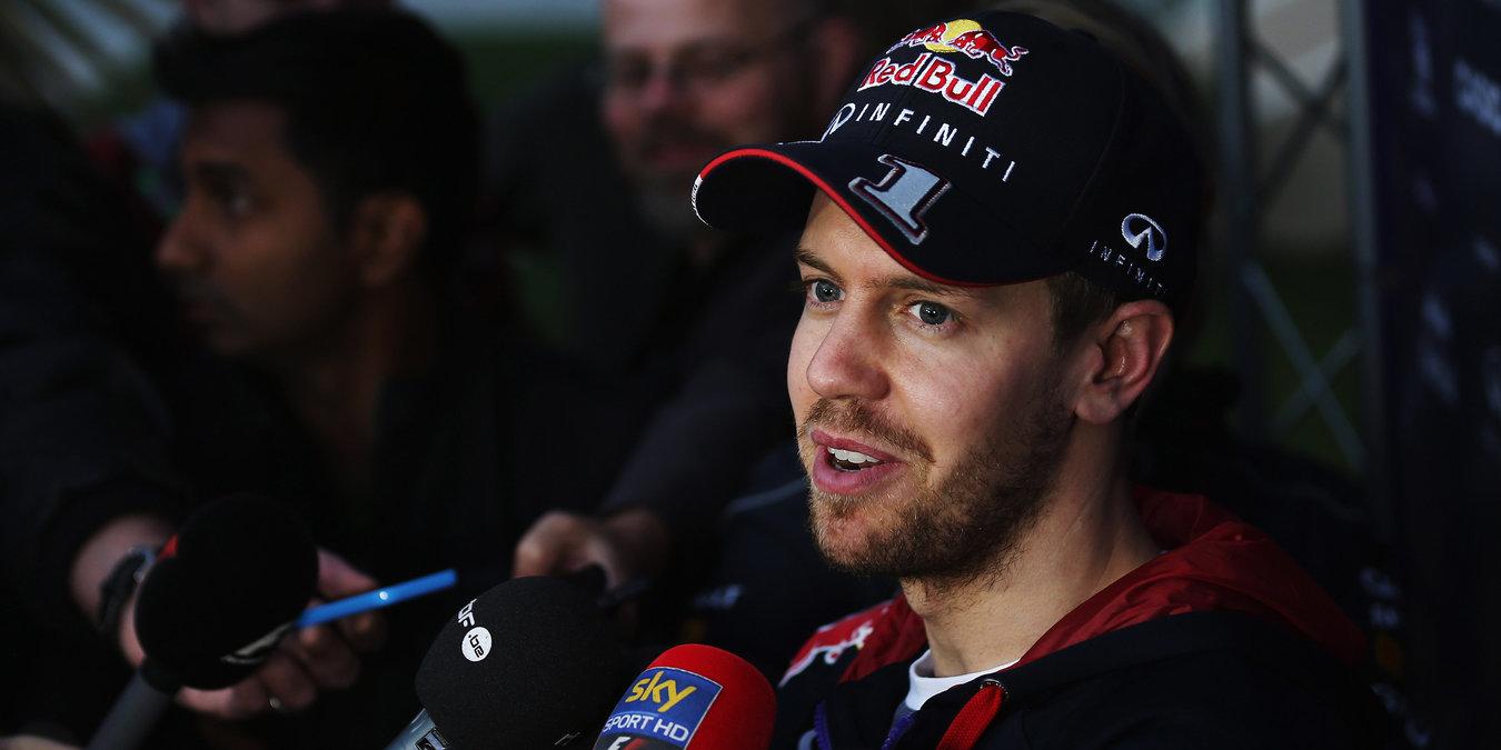 Sebastian Vettel va… chissà dove…
