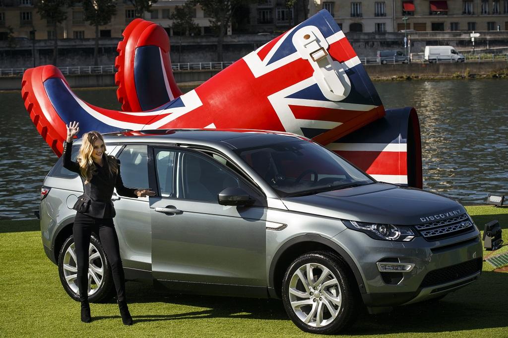 Nuova Land Rover Discovery Sport: debutto in stile British