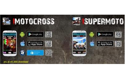 IMotocross e ISupermoto: un'app per essere sempre informati