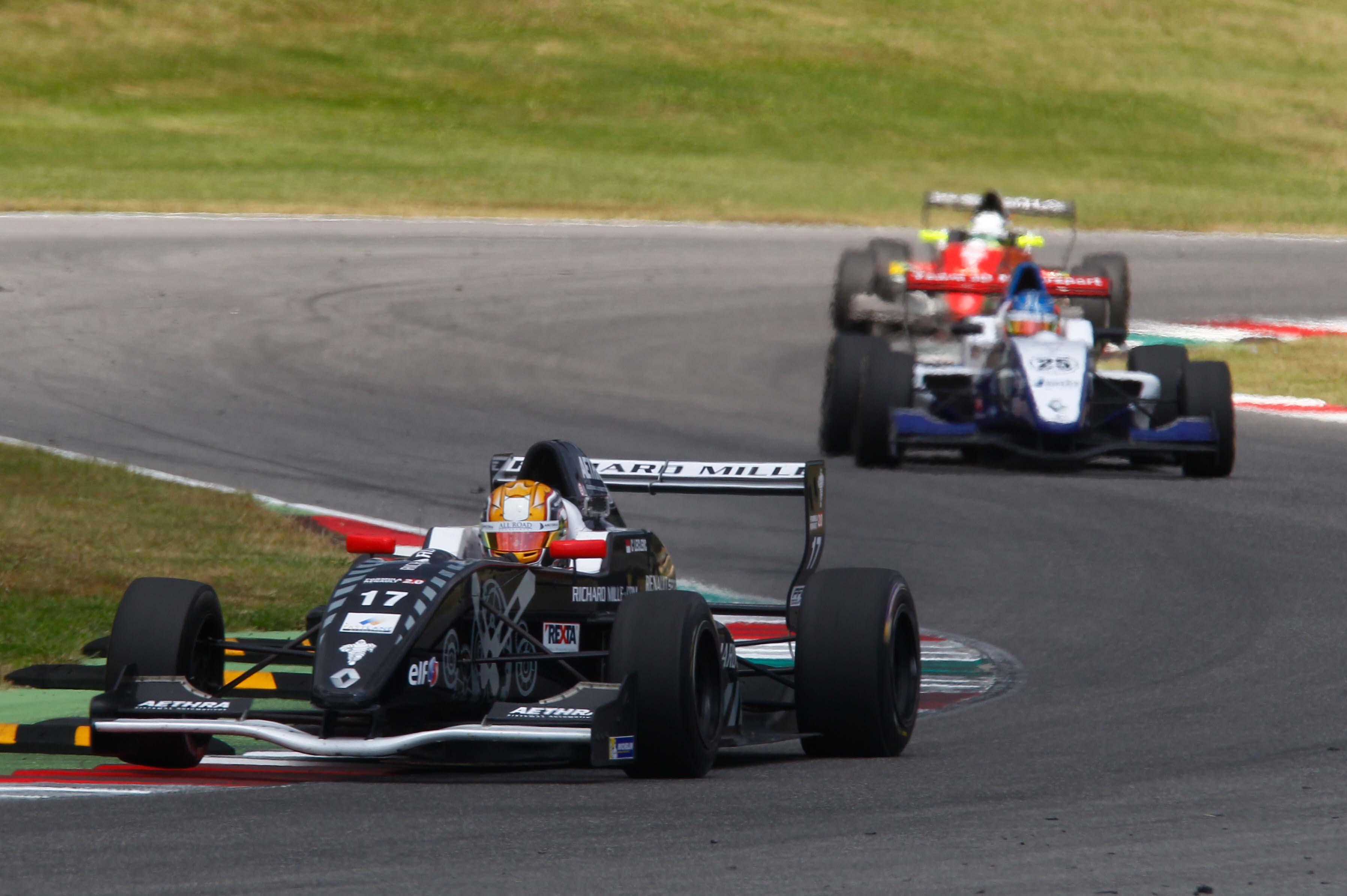 F.Renault ALPS: ultimo atto a Jerez