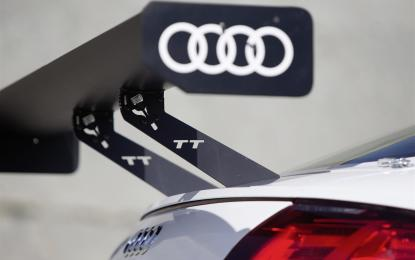 Audi presenta l'Audi Sport TT Cup