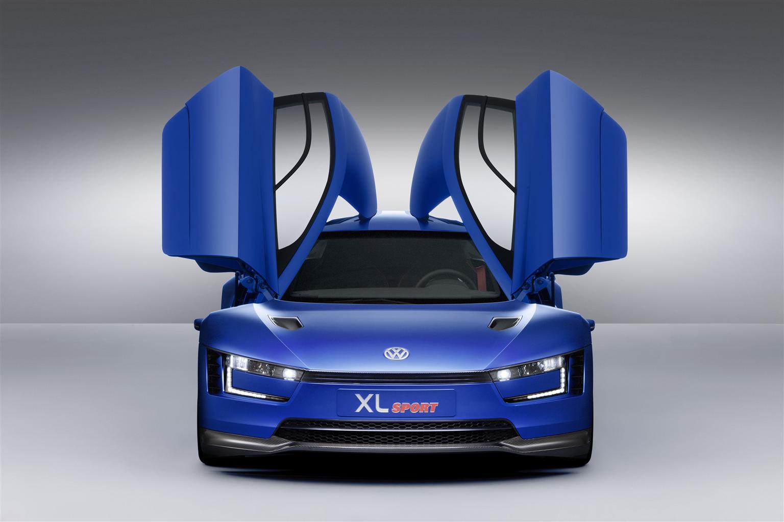 VW XL Sport: la sportiva col cuore Ducati