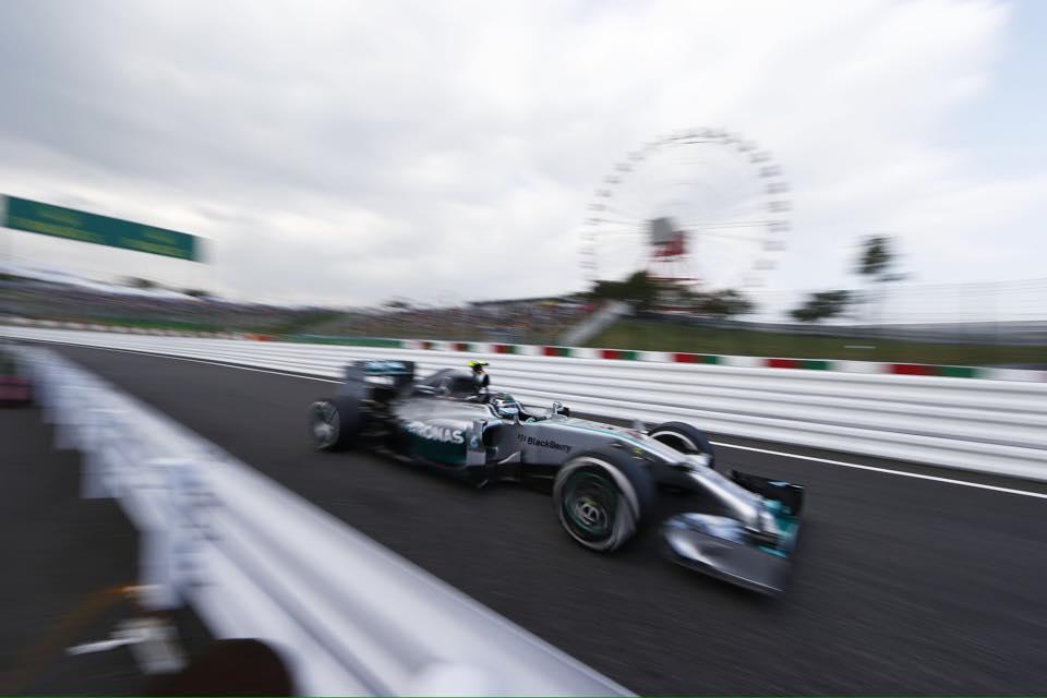 Giappone: Rosberg-Hamilton, Alonso 5°