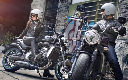 EICMA: Vulcan S, l'urban spirit secondo Kawasaki
