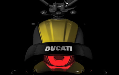 "Ducati ""This is Black"""