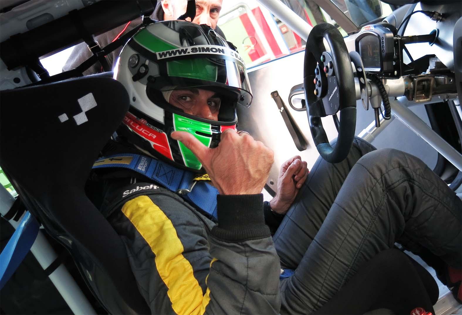 Clio Cup Italia: rientro e pole per Di Luca