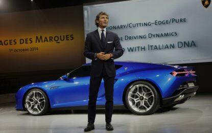 Lamborghini: Stephan Winkelmann succede a Stefano Domenicali