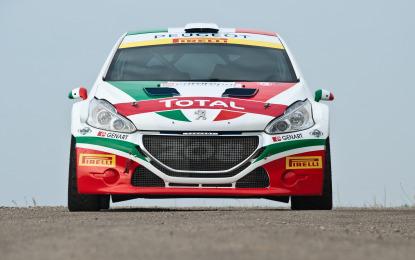 Peugeot 208 T16: al Monza Rally Show livrea Tricolore!