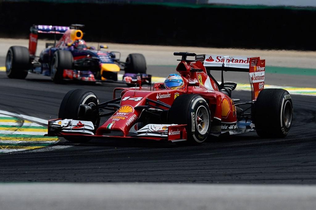 Ferrari: il punto sulla gara a Interlagos