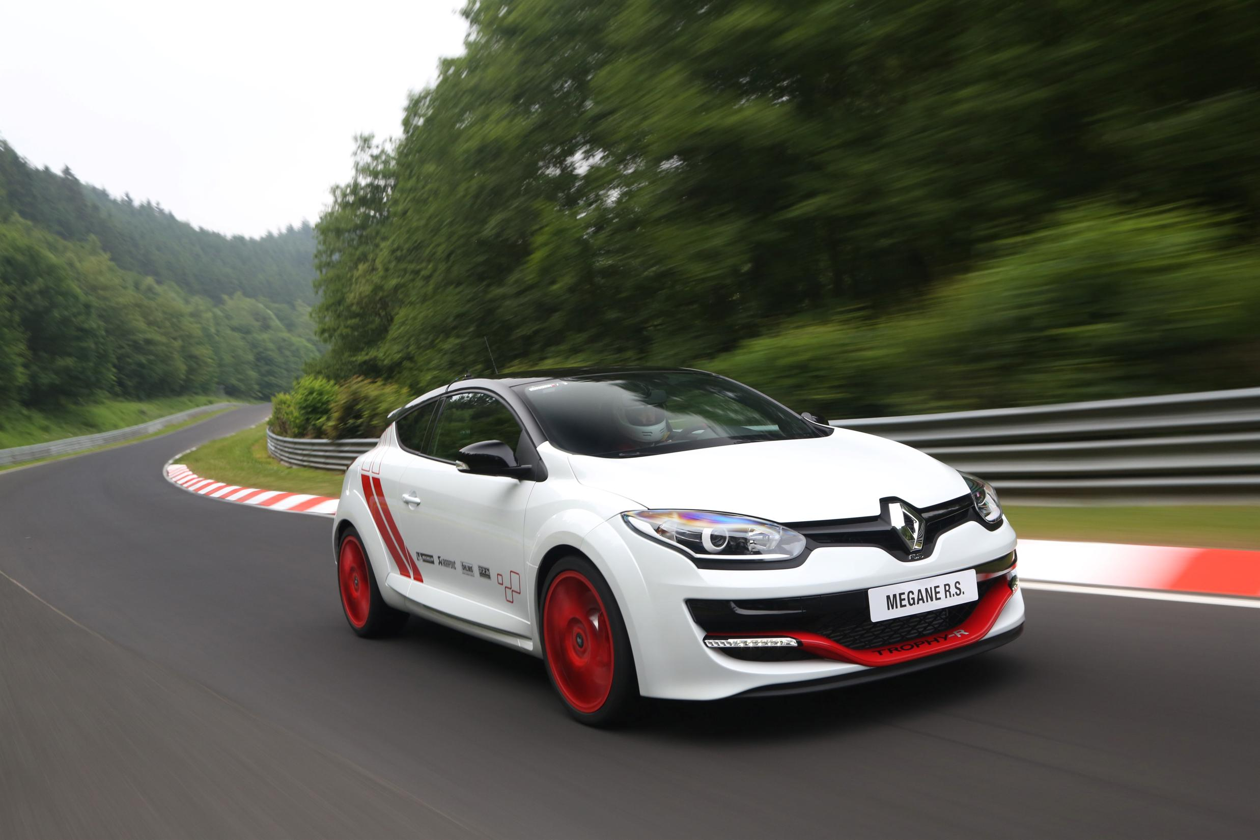 Mégane RS 275 Trophy-R: sportiva dell'anno