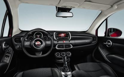 HARMAN Uconnect per Fiat 500X