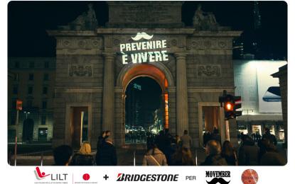 Movember illumina Milano