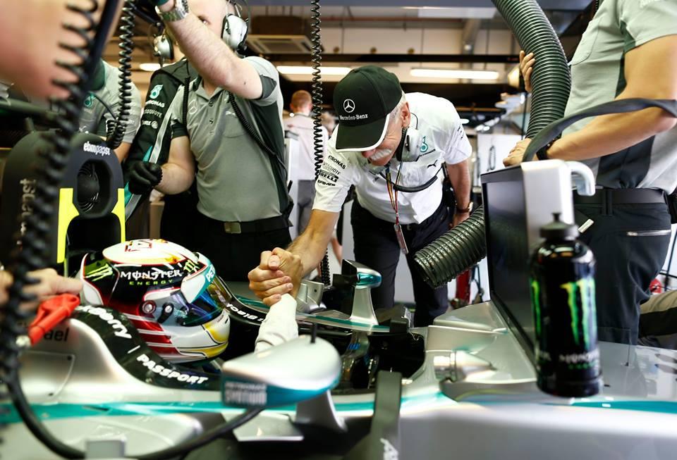 Mercedes vorrebbe BMW e Audi in Formula 1