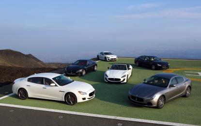 Maserati: decimo mese di successi