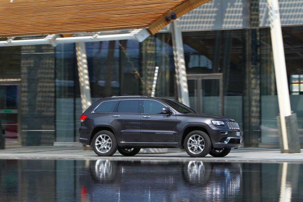 """Jeep auto ufficiale di """"Pambianco-Deutsche Bank 2014"""""""