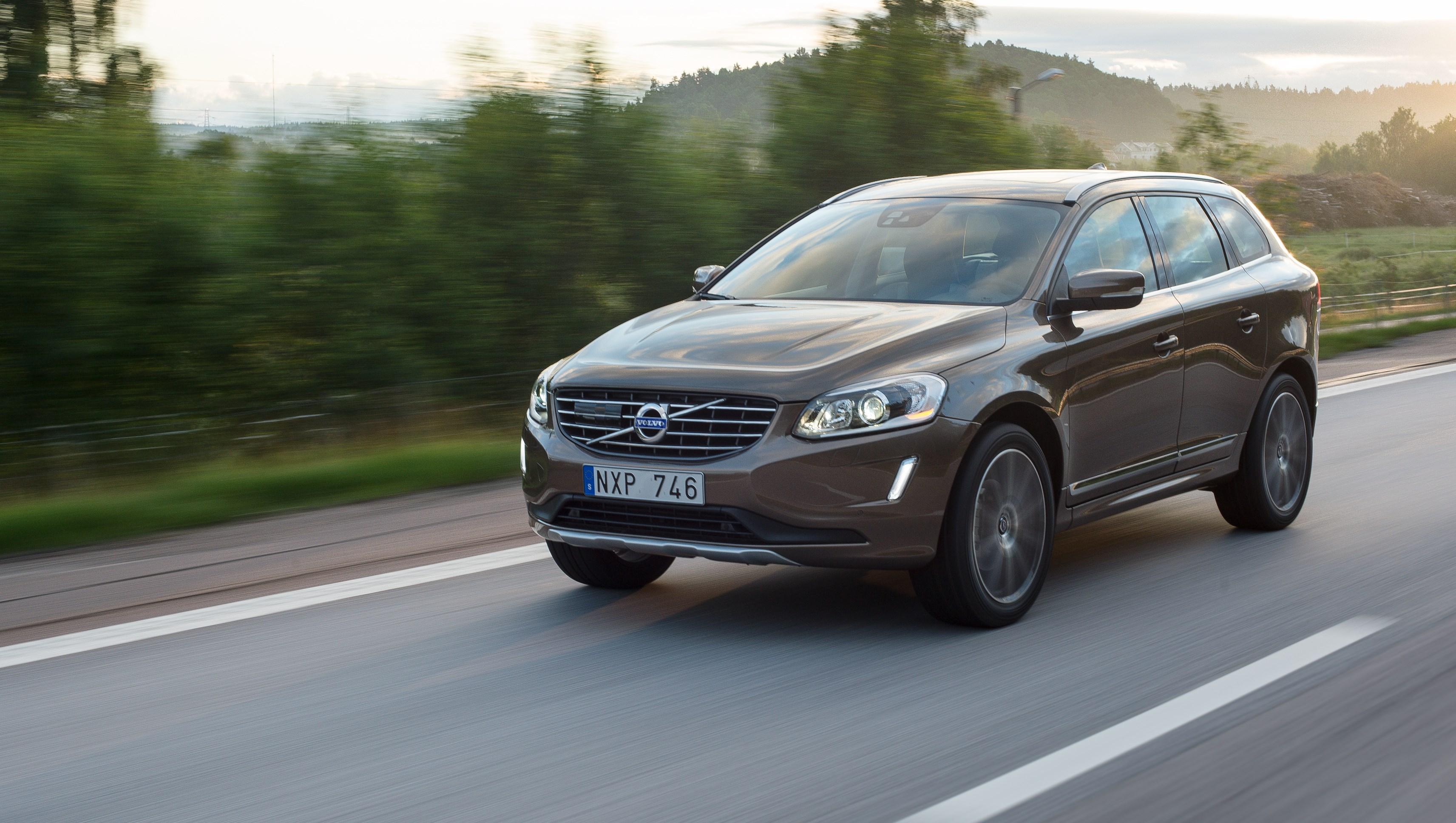 Volvo Cars inizia la produzione della XC60 in Cina
