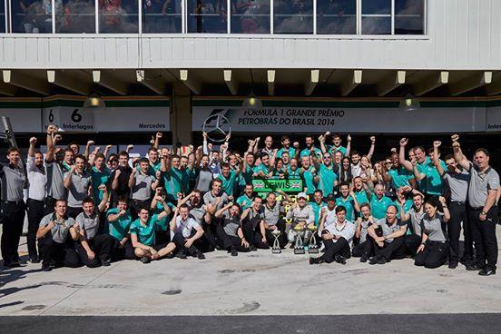 Brasile: Mercedes sempre più da record