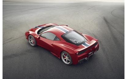 Ferrari 458 Speciale auto dell'anno per EVO