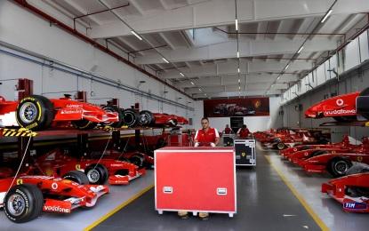 Finali Mondiali: la Ferrari in partenza per Abu Dhabi